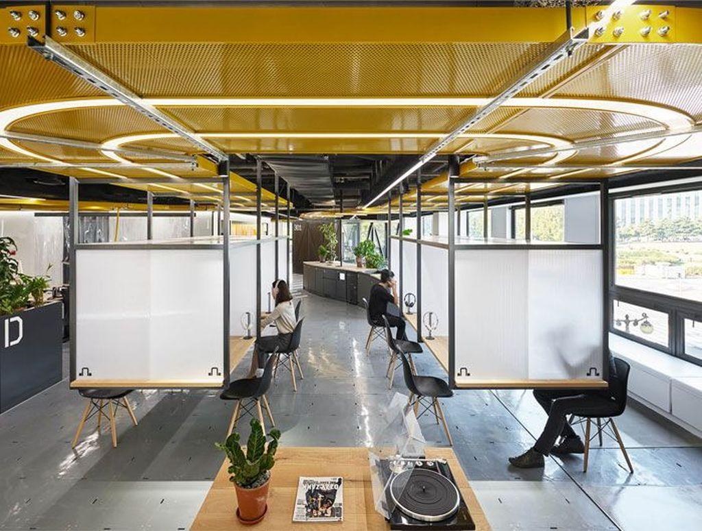 Stunning Contemporary Office Design Ideas 12