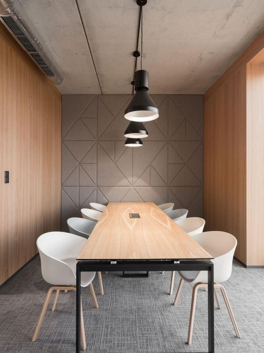 Stunning Contemporary Office Design Ideas 13