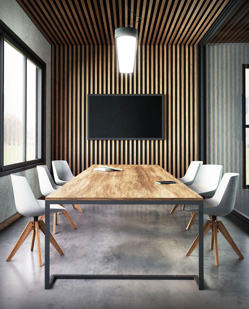 Stunning Contemporary Office Design Ideas 25