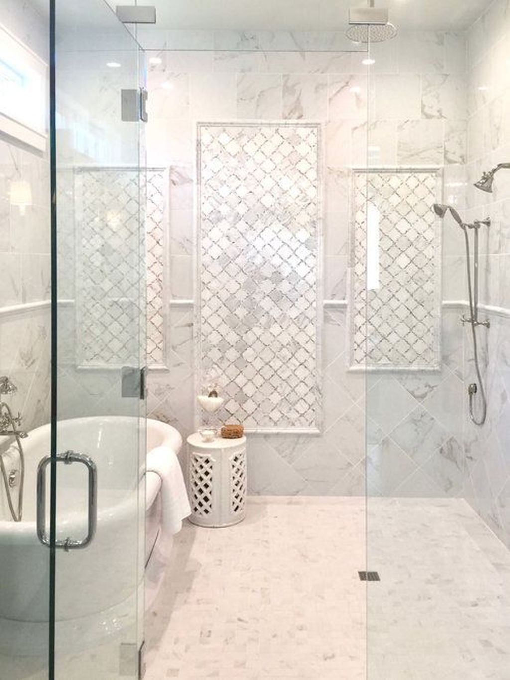 The Best Bathroom Shower Tub Ideas You Must Have 03