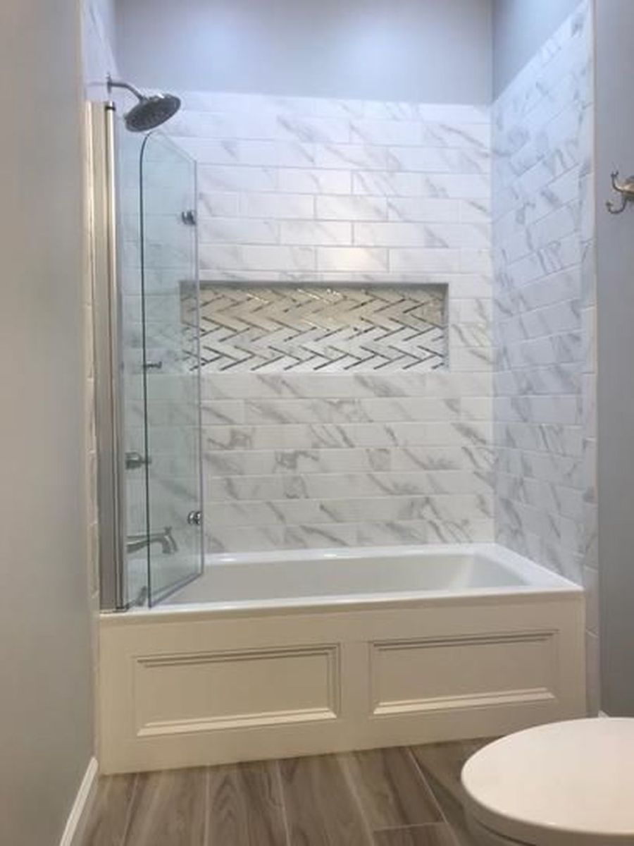 The Best Bathroom Shower Tub Ideas You Must Have 18