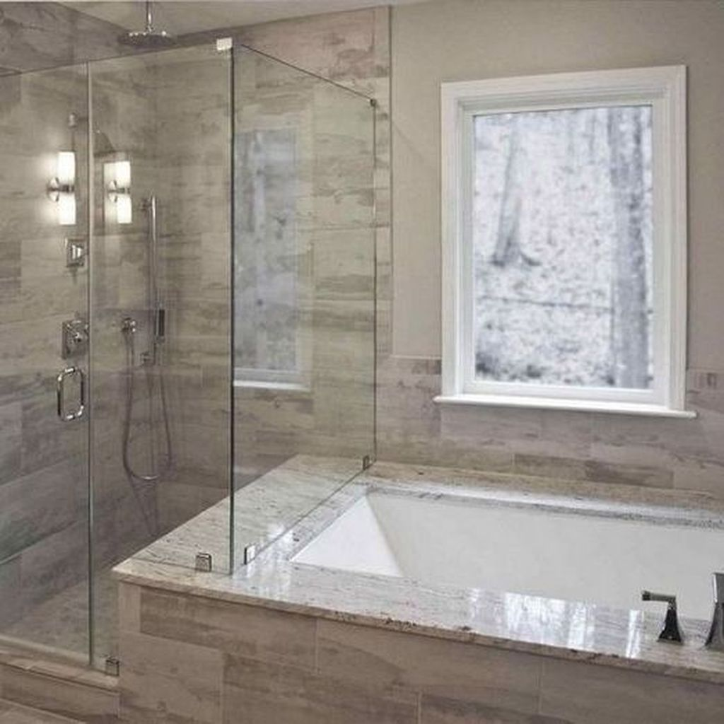 The Best Bathroom Shower Tub Ideas You Must Have 29