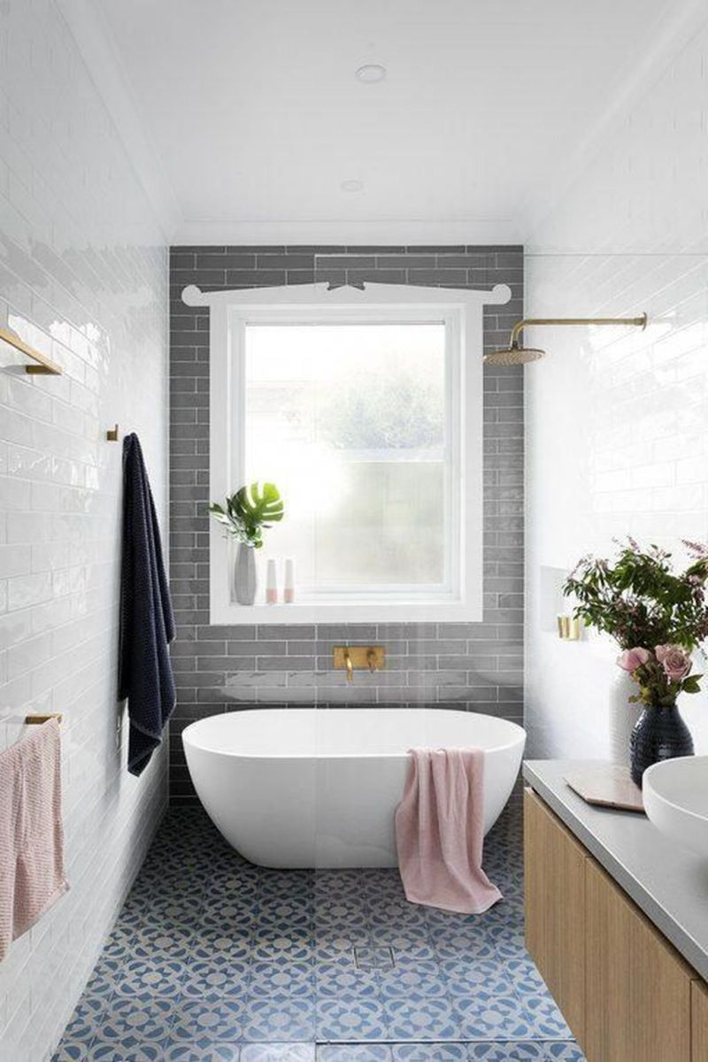 The Best Bathroom Shower Tub Ideas You Must Have 30