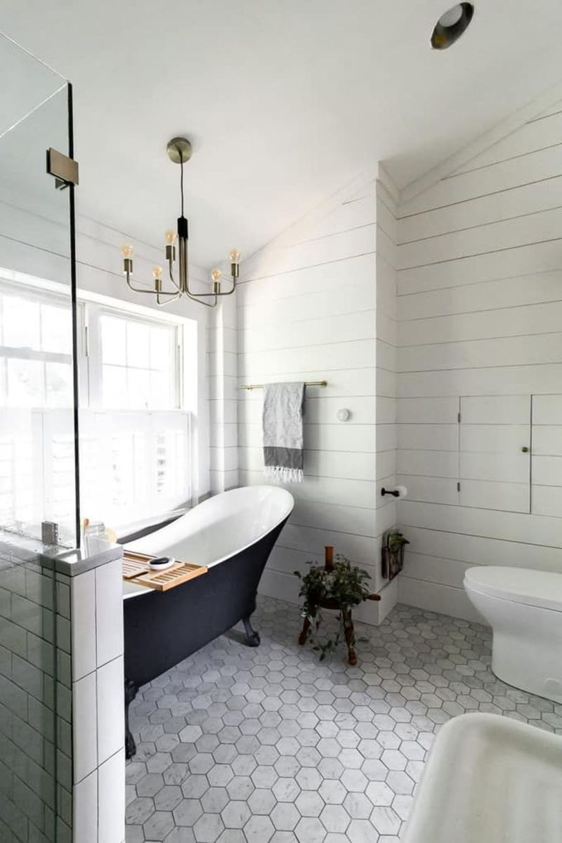 The Best Bathroom Shower Tub Ideas You Must Have 35