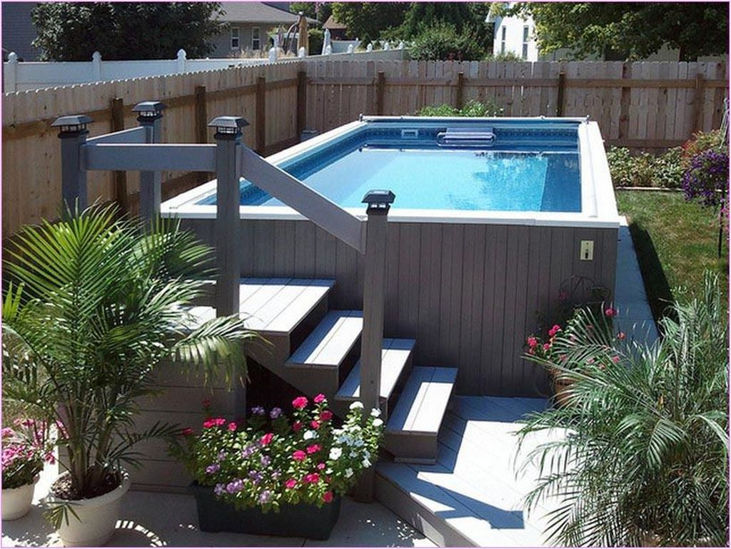 The Best Ground Pool Ideas You Never Seen Before 07