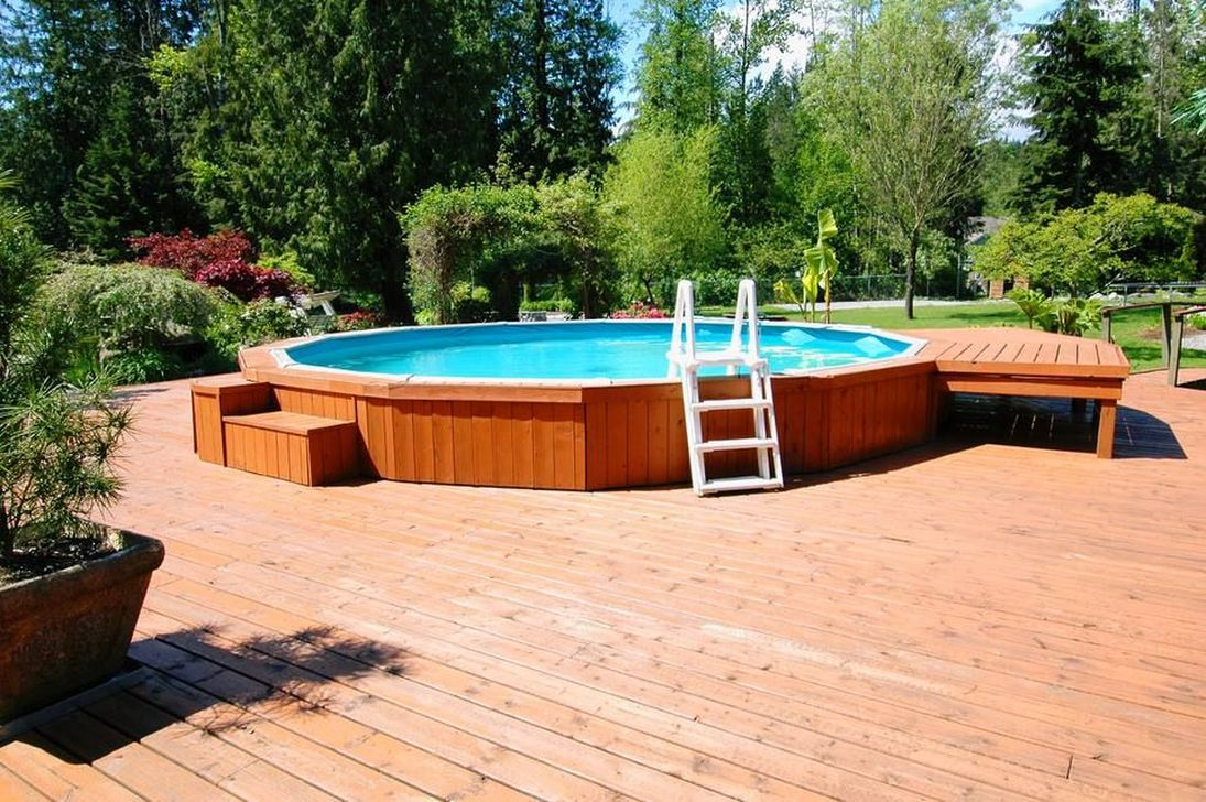 The Best Ground Pool Ideas You Never Seen Before 24