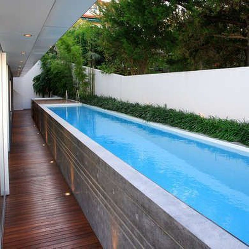 The Best Ground Pool Ideas You Never Seen Before 34