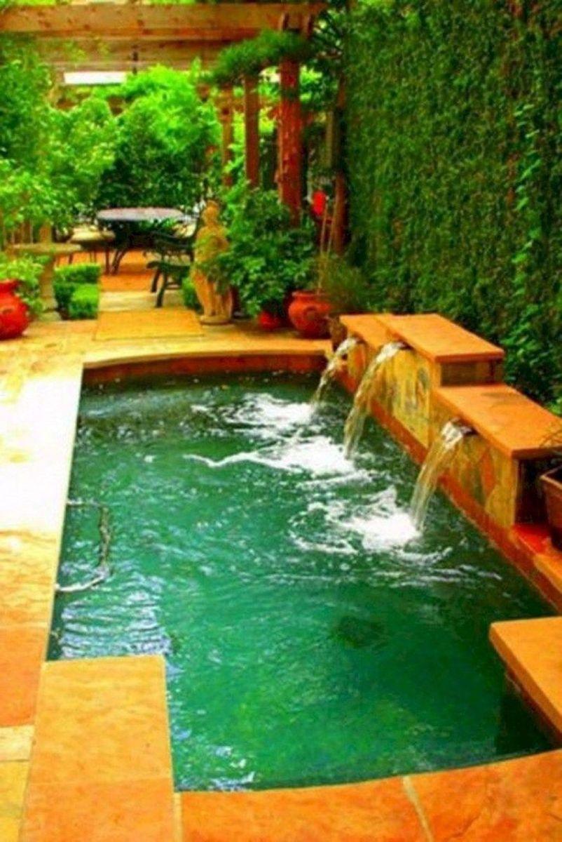 Admirable Small Swimming Pool Designs Ideas 04