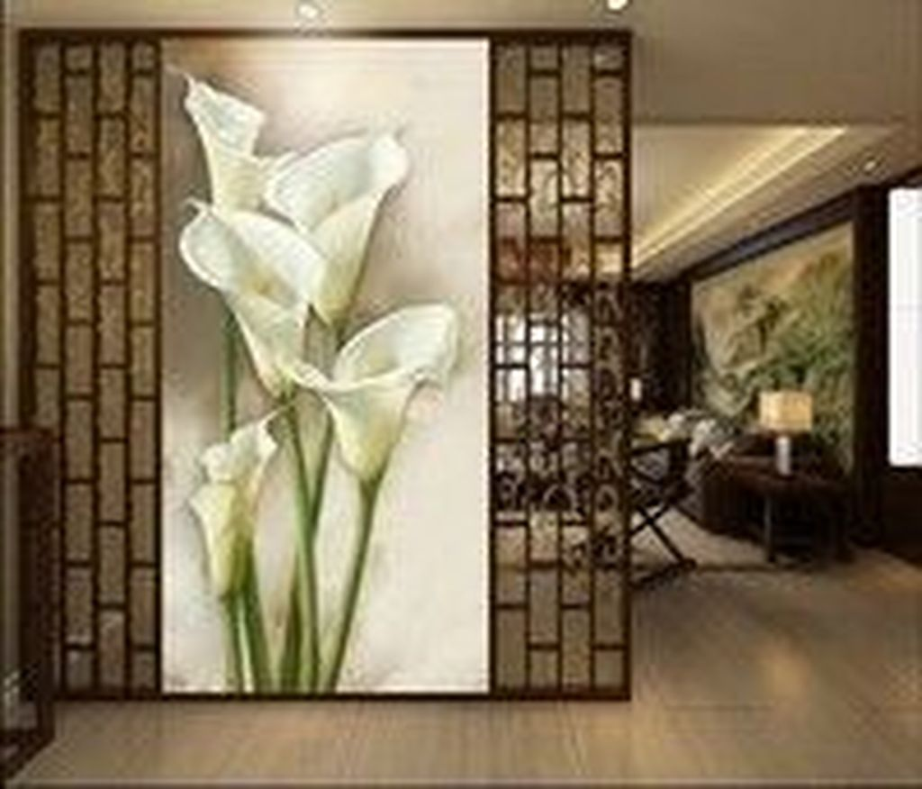Amazing Floral Living Room Decor Ideas That You Will Love 20