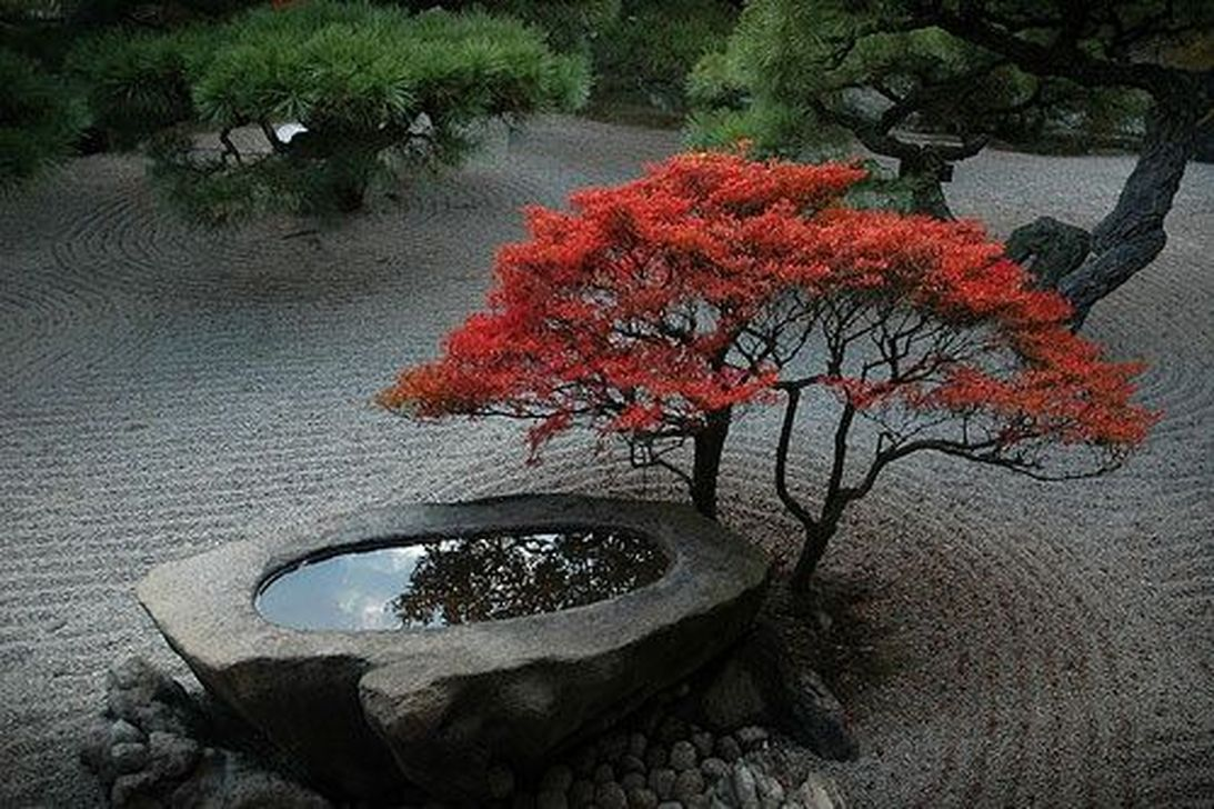 Awesome Japanese Garden Design Ideas That You Definitely Like 01