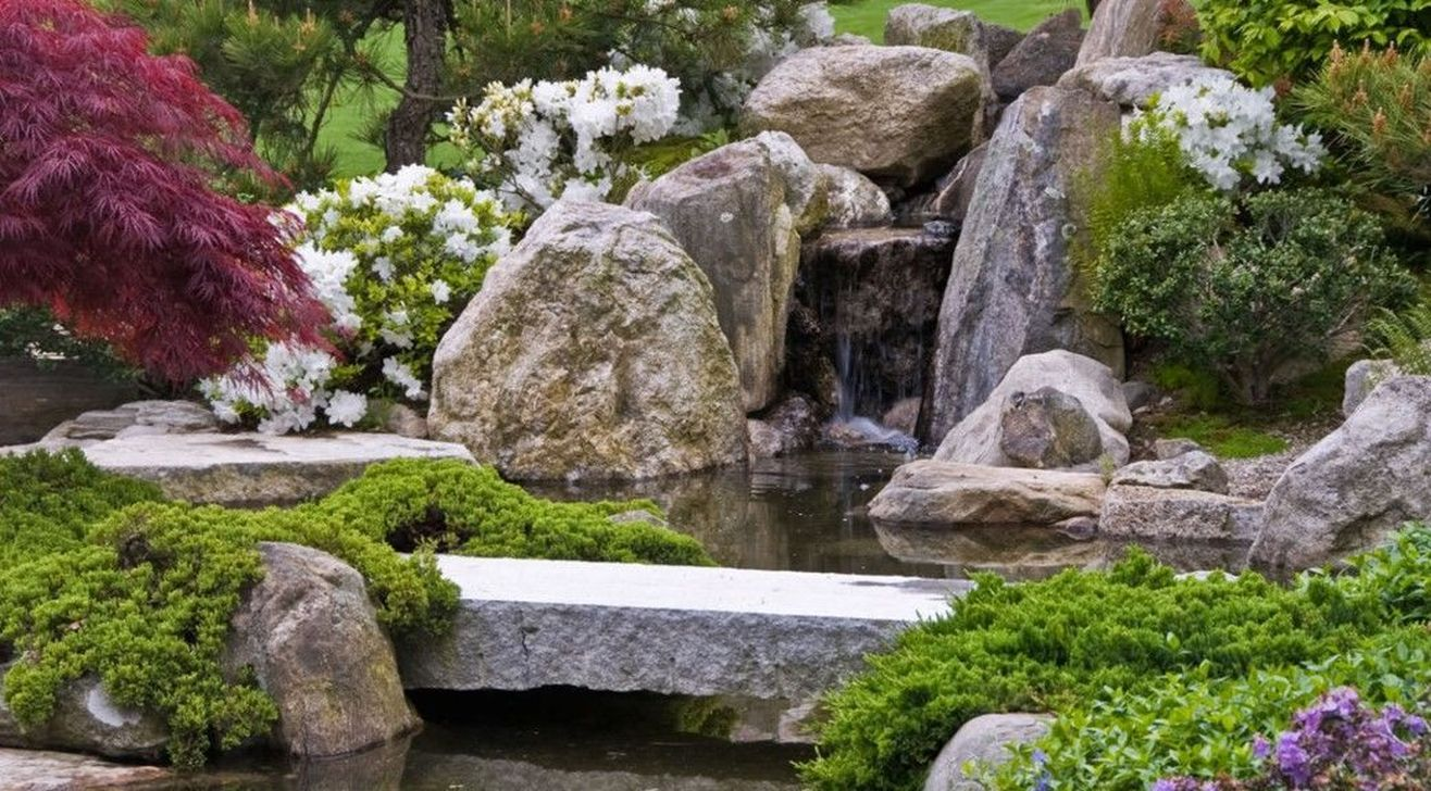 Awesome Japanese Garden Design Ideas That You Definitely Like 08