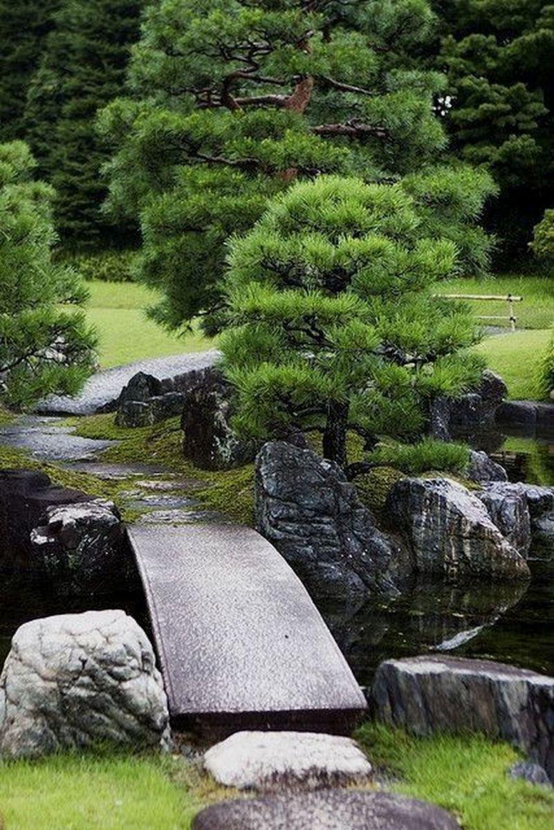 Awesome Japanese Garden Design Ideas That You Definitely Like 13