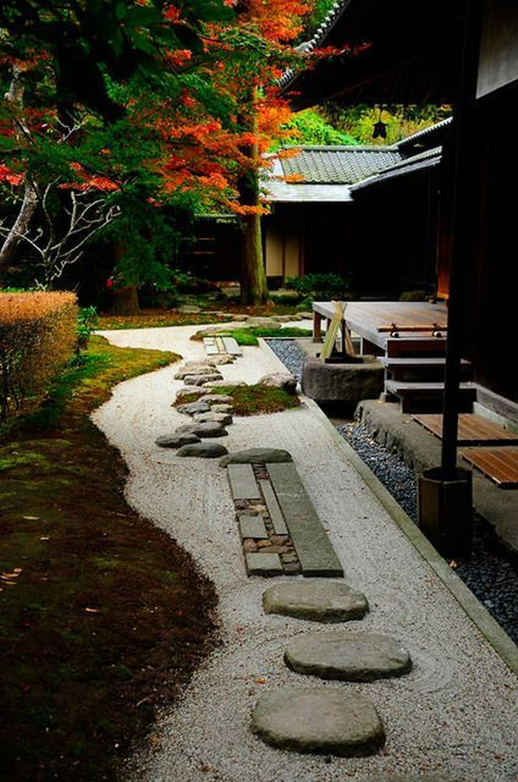 Awesome Japanese Garden Design Ideas That You Definitely Like 20