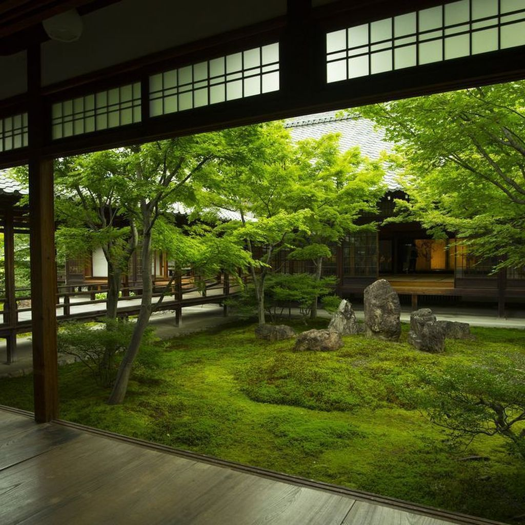 Awesome Japanese Garden Design Ideas That You Definitely Like 22