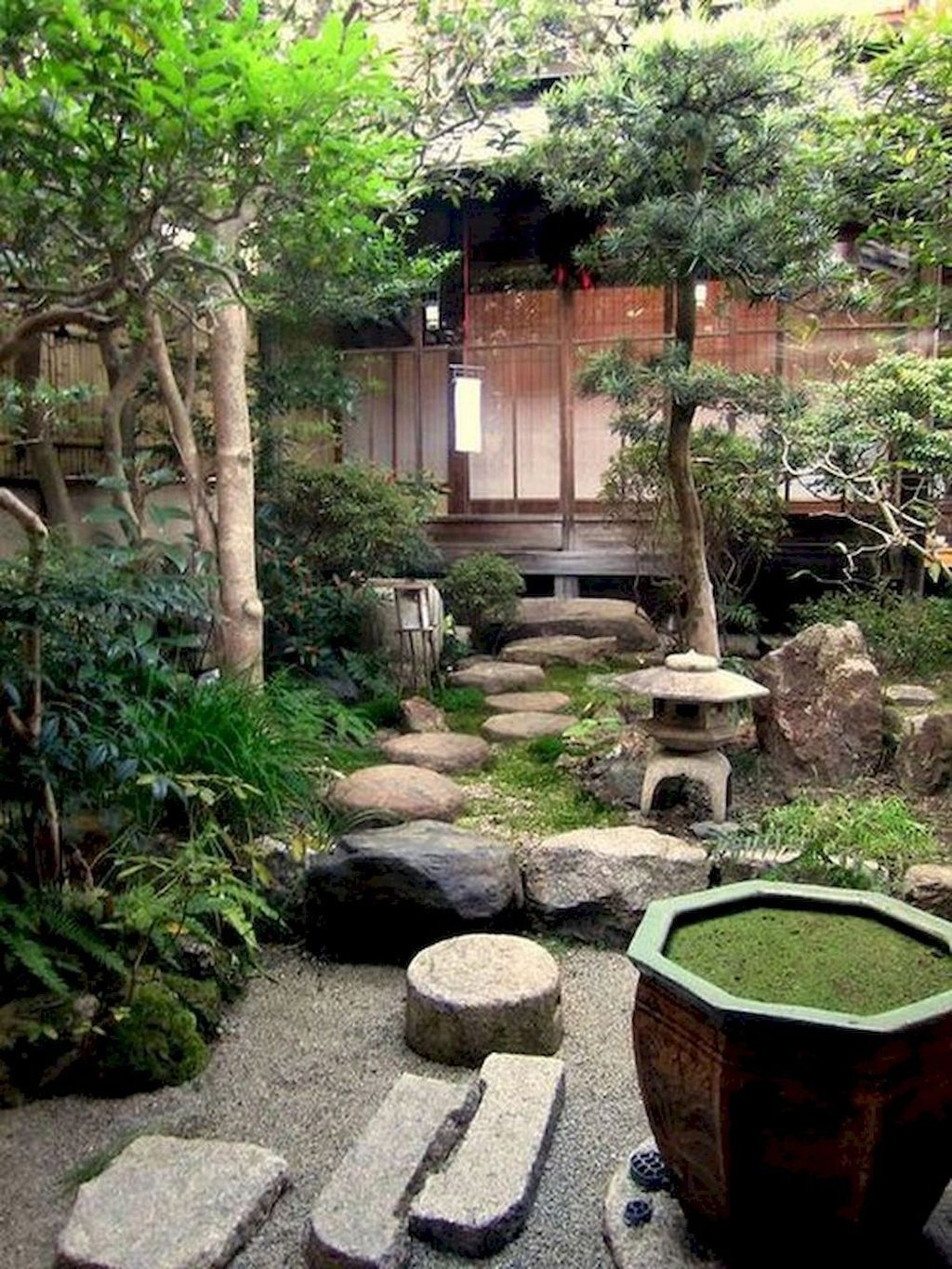 Awesome Japanese Garden Design Ideas That You Definitely Like 23