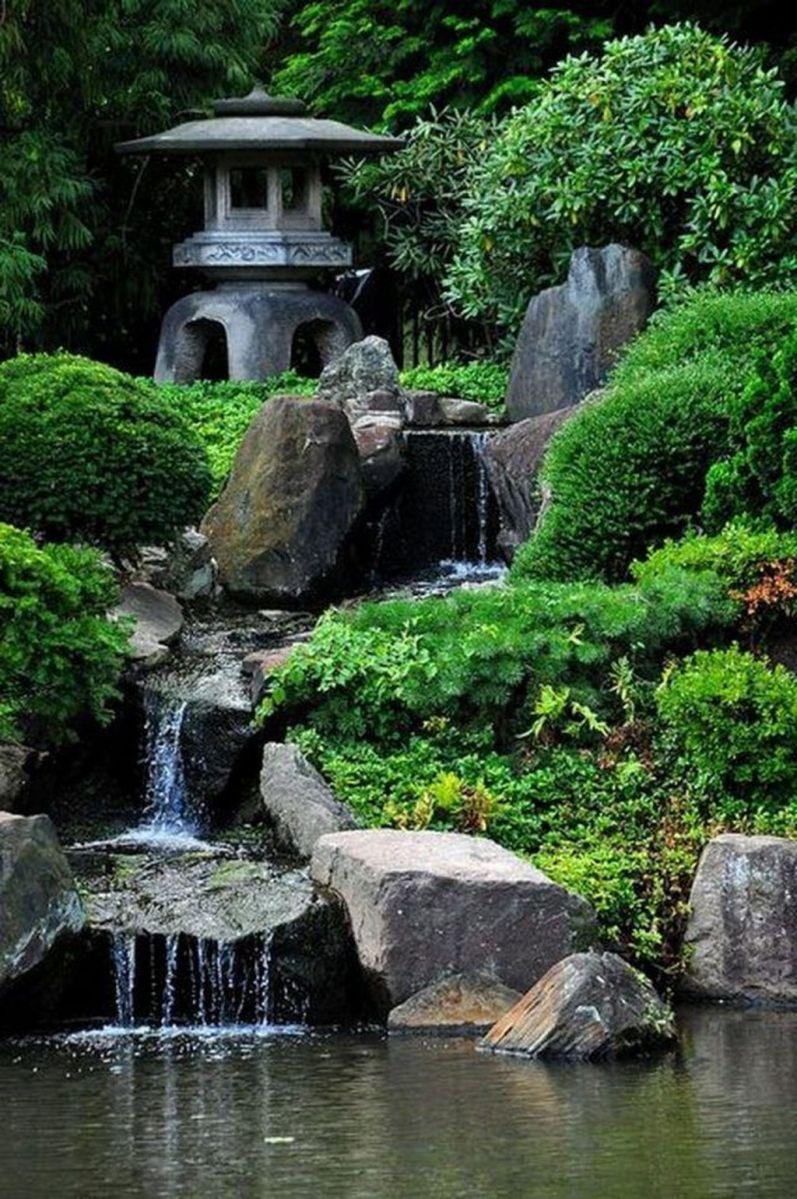 Awesome Japanese Garden Design Ideas That You Definitely Like 34