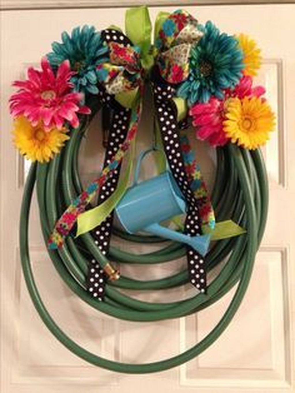 Awesome Spring Wreath Ideas For Front Door Decor 31