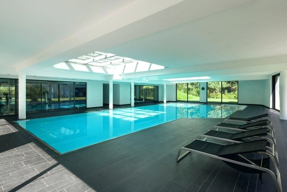 Beautiful Modern Indoor Pool Design Ideas You Must Have 13 1