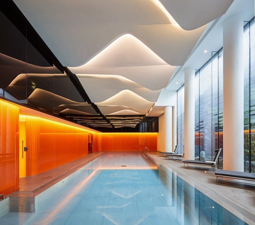 Beautiful Modern Indoor Pool Design Ideas You Must Have 17 1