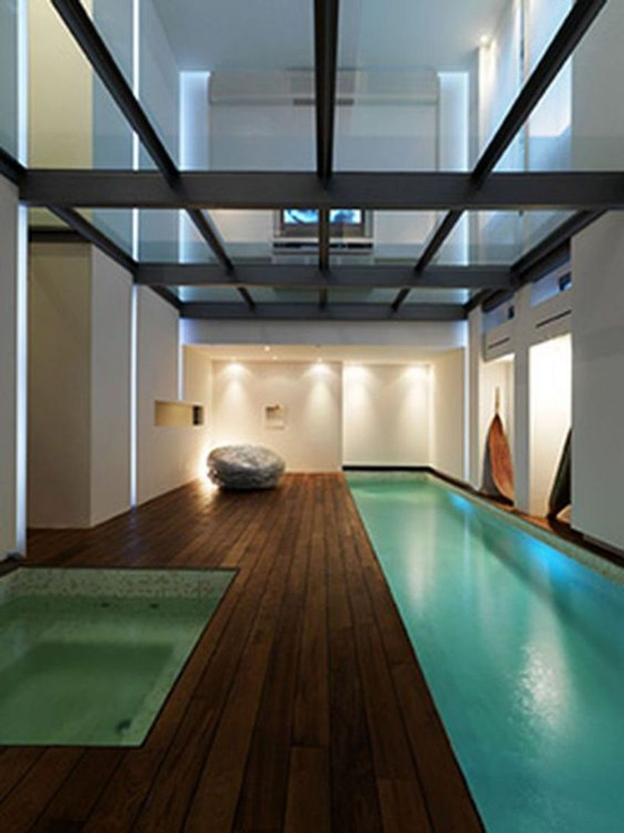 Beautiful Modern Indoor Pool Design Ideas You Must Have 31 1