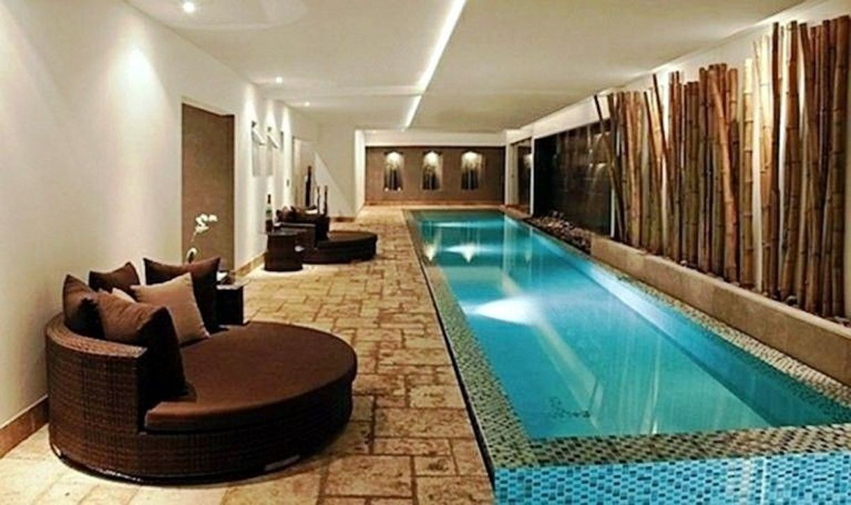 Beautiful Modern Indoor Pool Design Ideas You Must Have 36 1