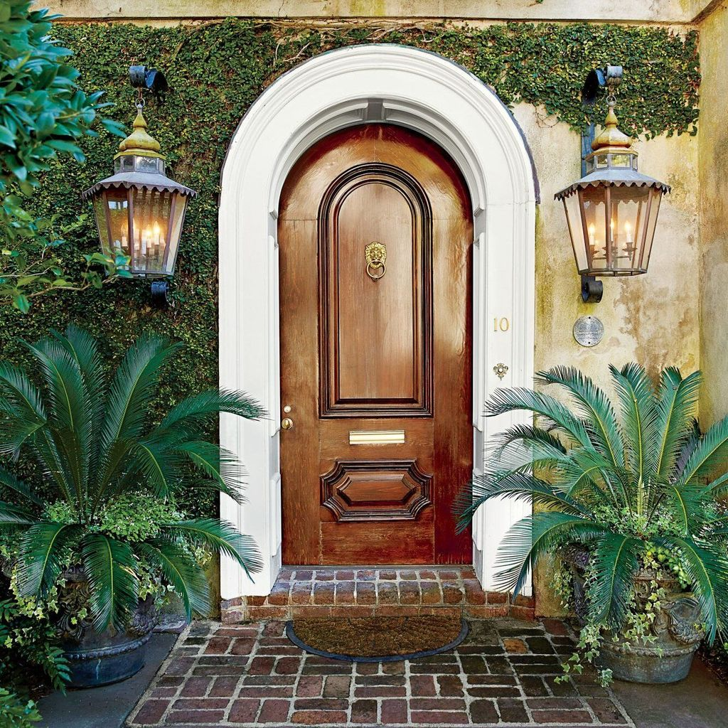 Beautiful Summer Planters Ideas For Front Door Decor 01