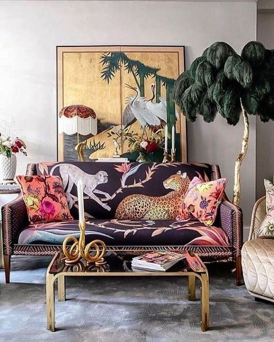 Best Summer Interior Design Ideas To Beautify Your Home 38