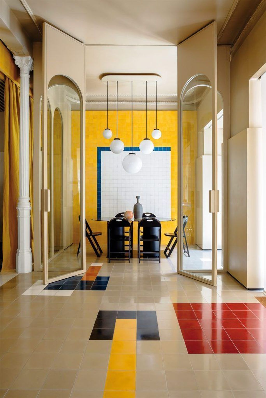 Charming Yellow Interior Design Ideas Best For Summer 05