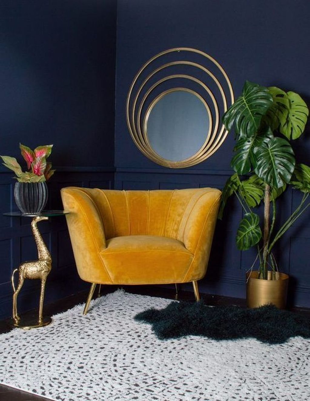 Charming Yellow Interior Design Ideas Best For Summer 08