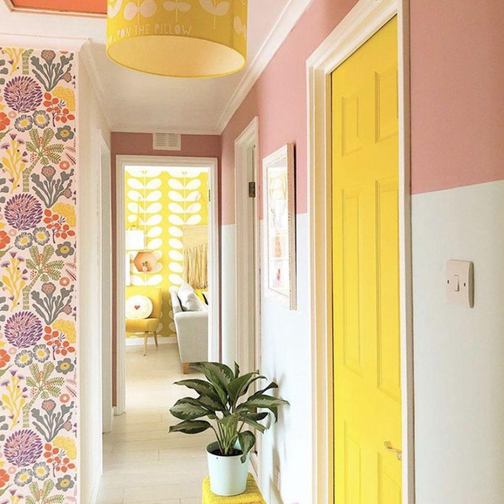 Charming Yellow Interior Design Ideas Best For Summer 14