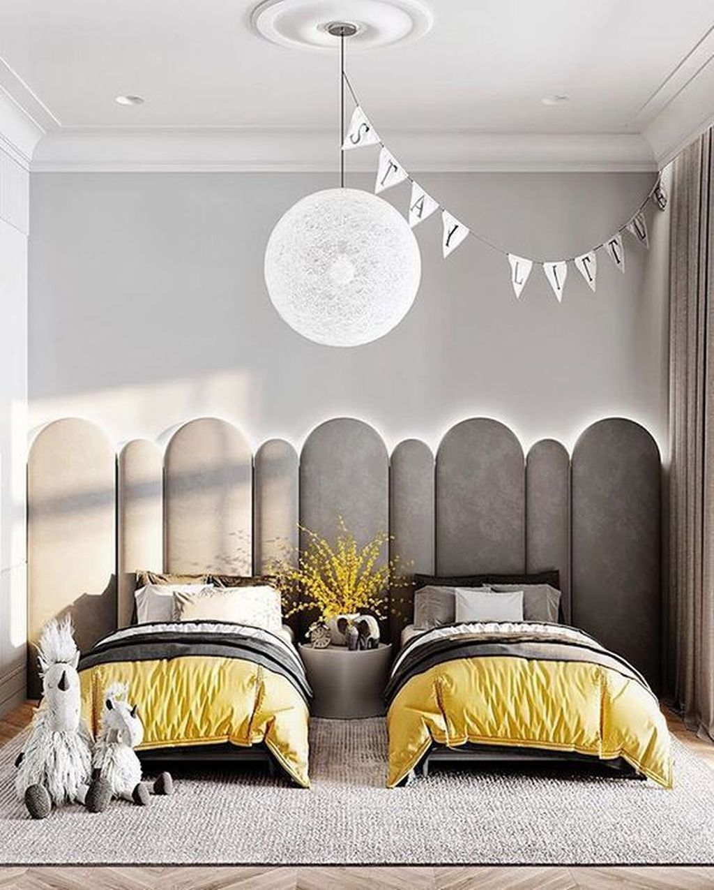 Charming Yellow Interior Design Ideas Best For Summer 27