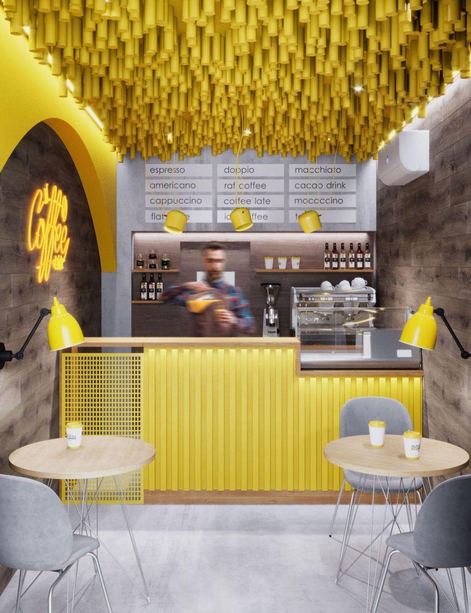 Charming Yellow Interior Design Ideas Best For Summer 34