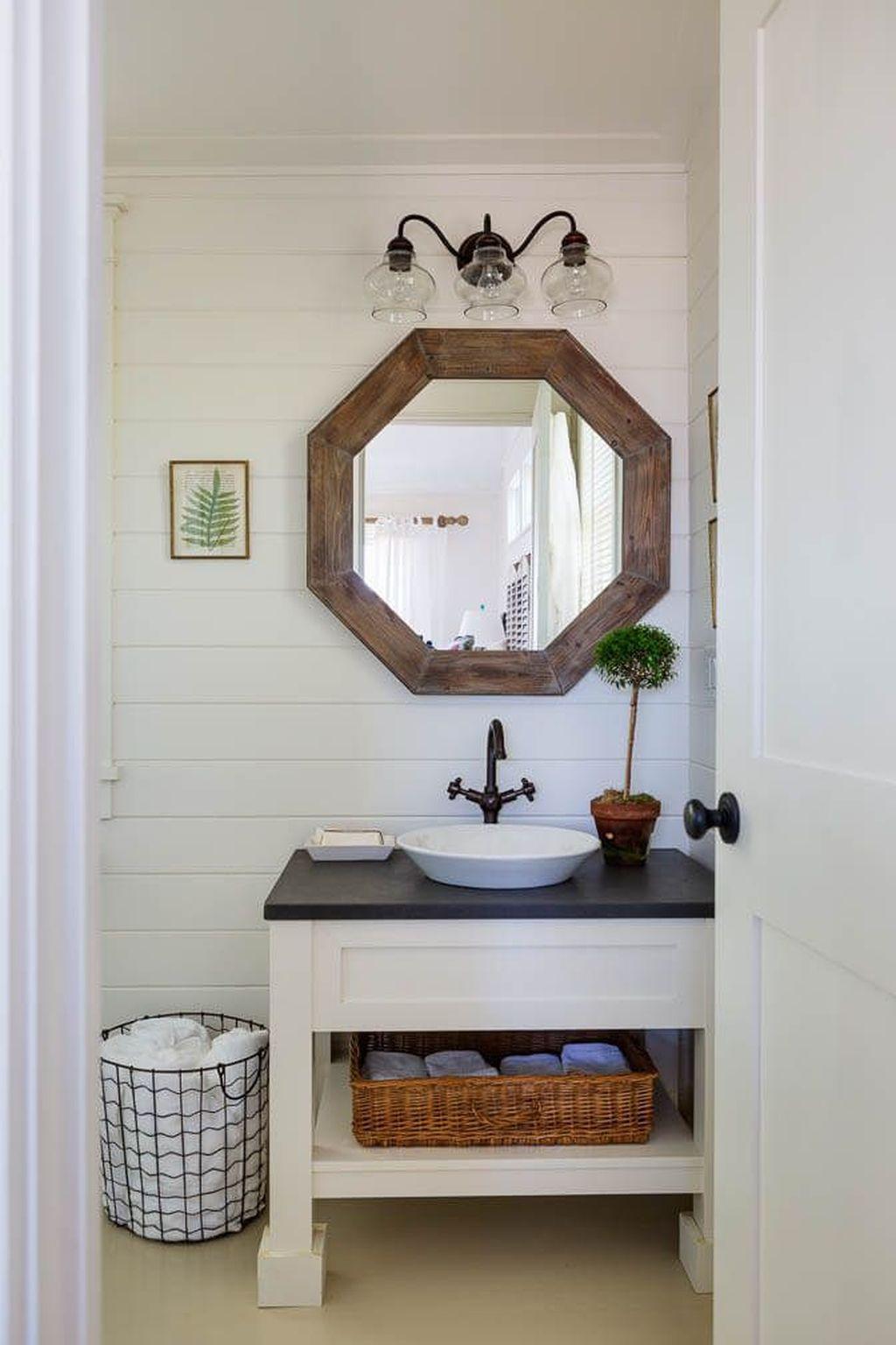 Creative Beach Theme Bathroom Decor Ideas You Will Love 03