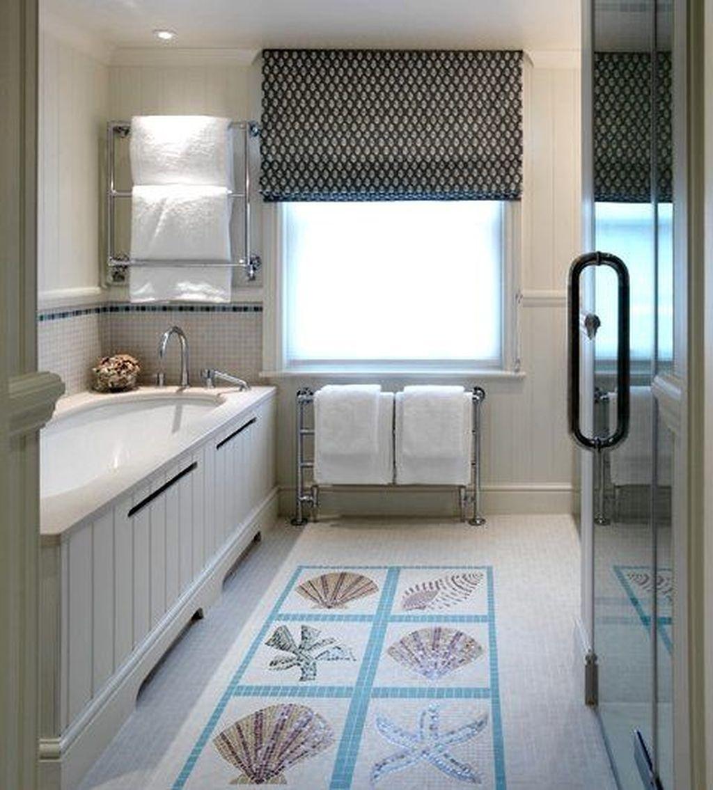 Creative Beach Theme Bathroom Decor Ideas You Will Love 18