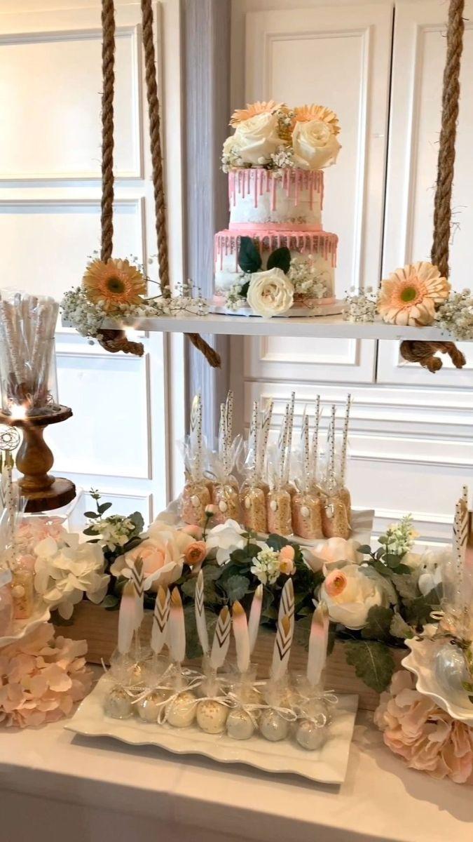 Fabulous Floral Theme Party Decor Ideas Best For Summertime 01