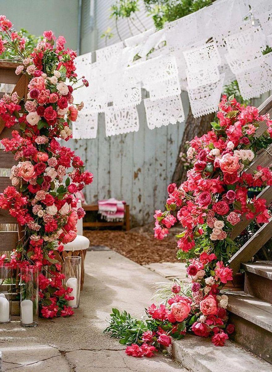 Fabulous Floral Theme Party Decor Ideas Best For Summertime 17