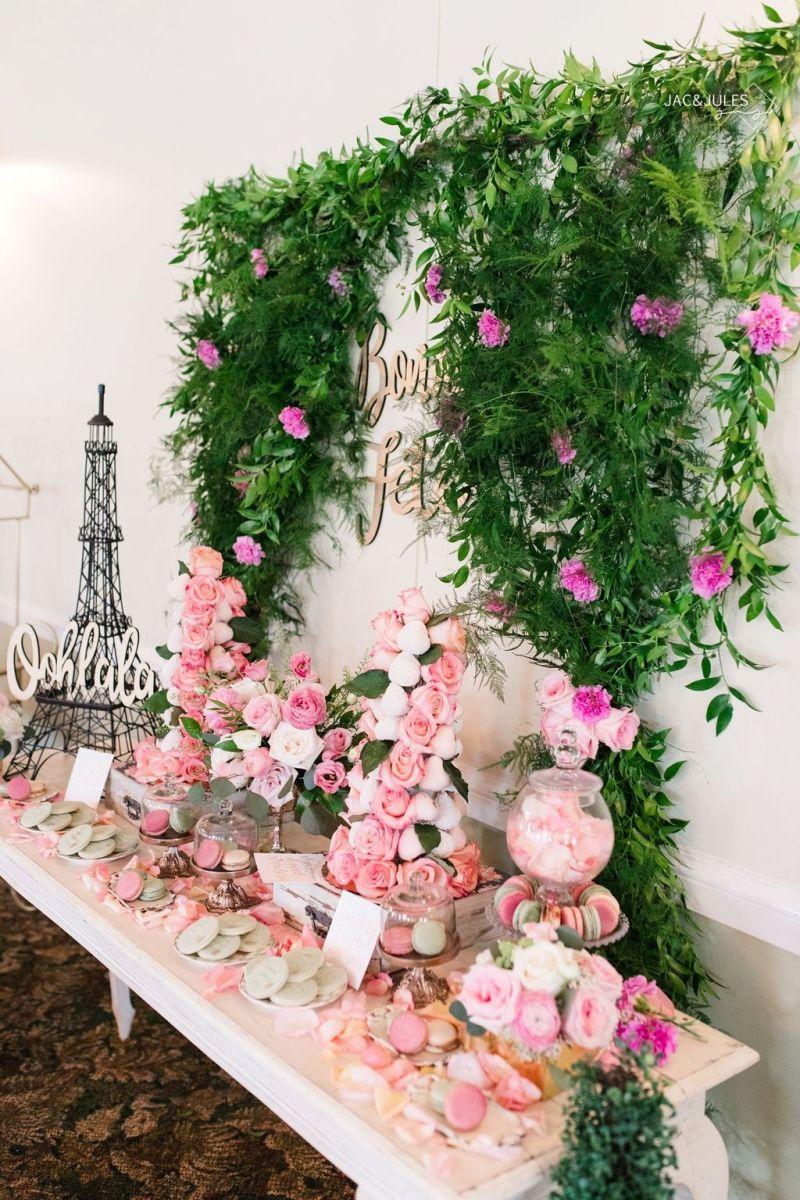 Fabulous Floral Theme Party Decor Ideas Best For Summertime 26