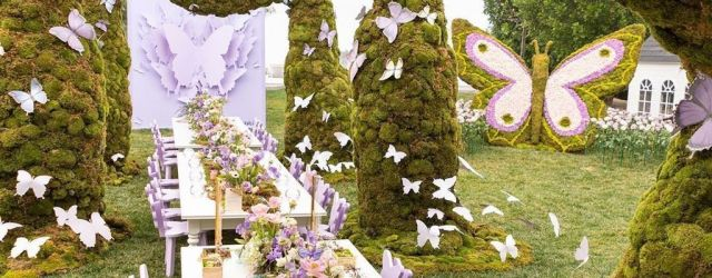 Fabulous Floral Theme Party Decor Ideas Best For Summertime 30