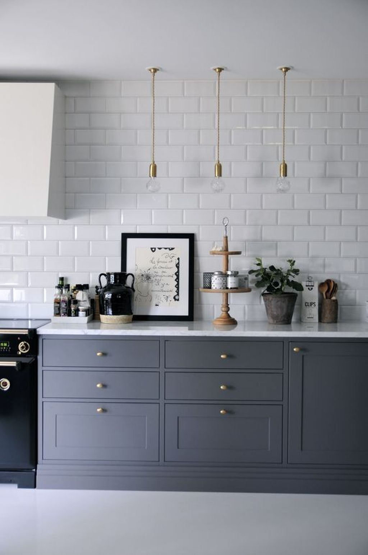 Fabulous Summer Kitchen Backsplash Ideas 31
