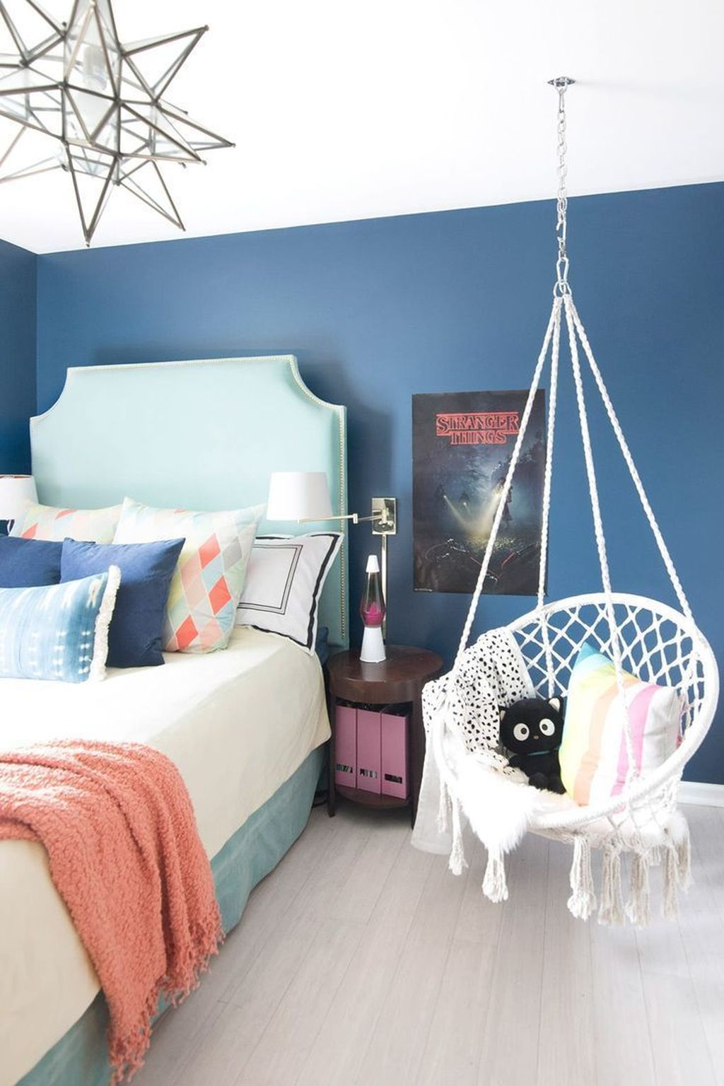 Fascinating Summer Bedroom Decor Ideas 12