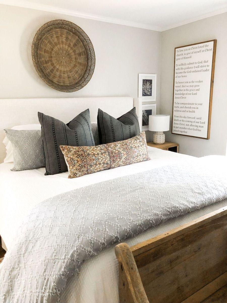 Fascinating Summer Bedroom Decor Ideas 16
