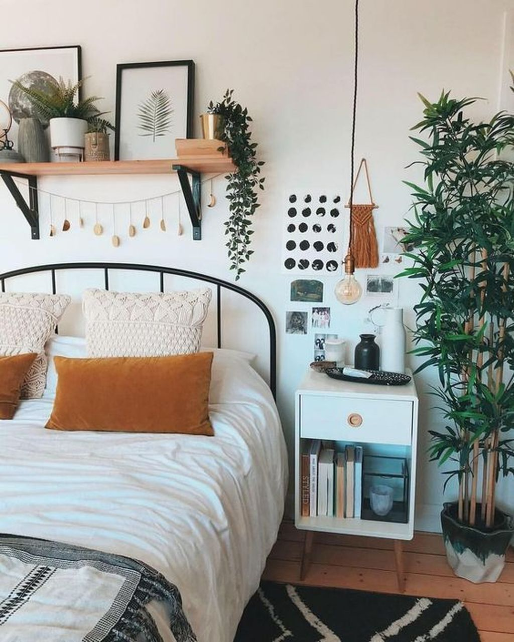 Fascinating Summer Bedroom Decor Ideas 27
