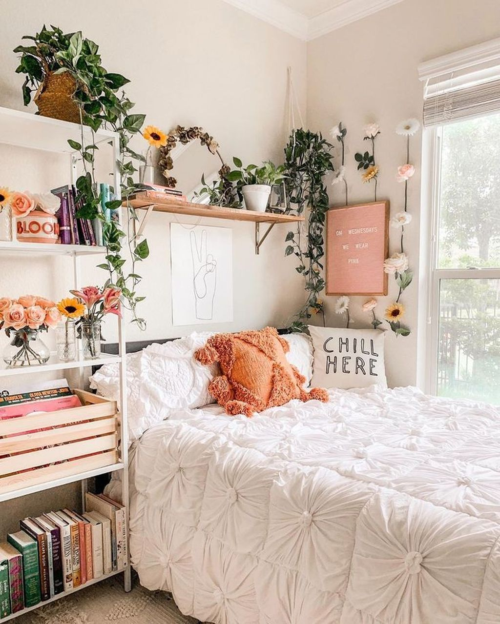Fascinating Summer Bedroom Decor Ideas 28