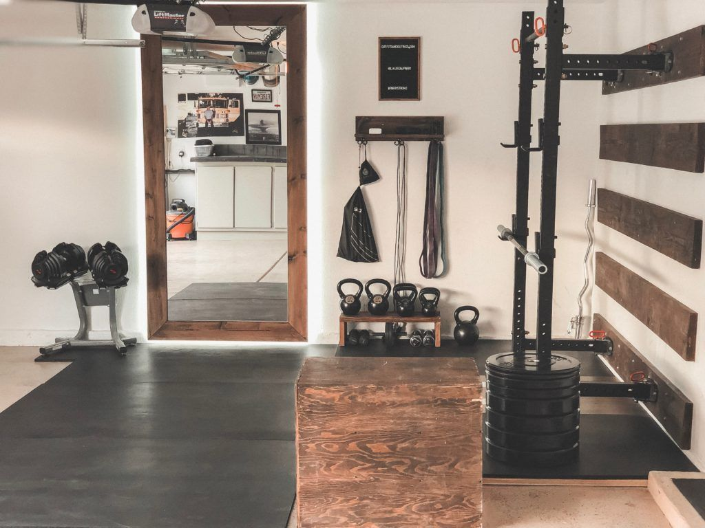 Gorgeous Home Gym Design Ideas Keep You Healthy 05