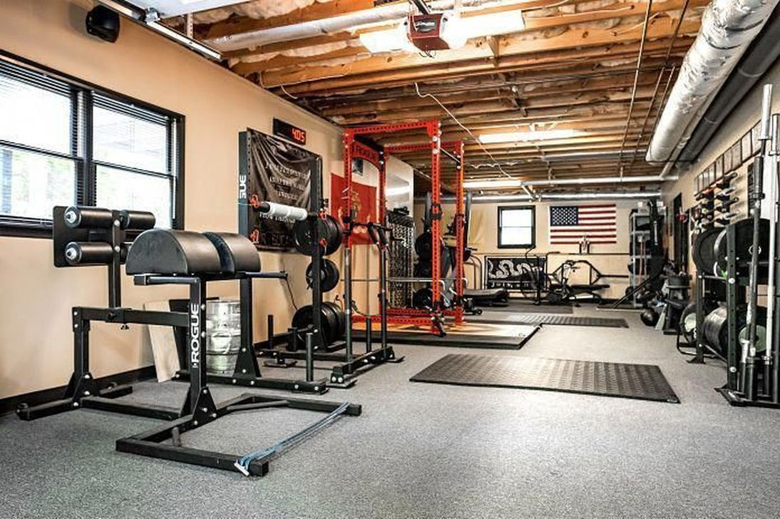 Gorgeous Home Gym Design Ideas Keep You Healthy 17