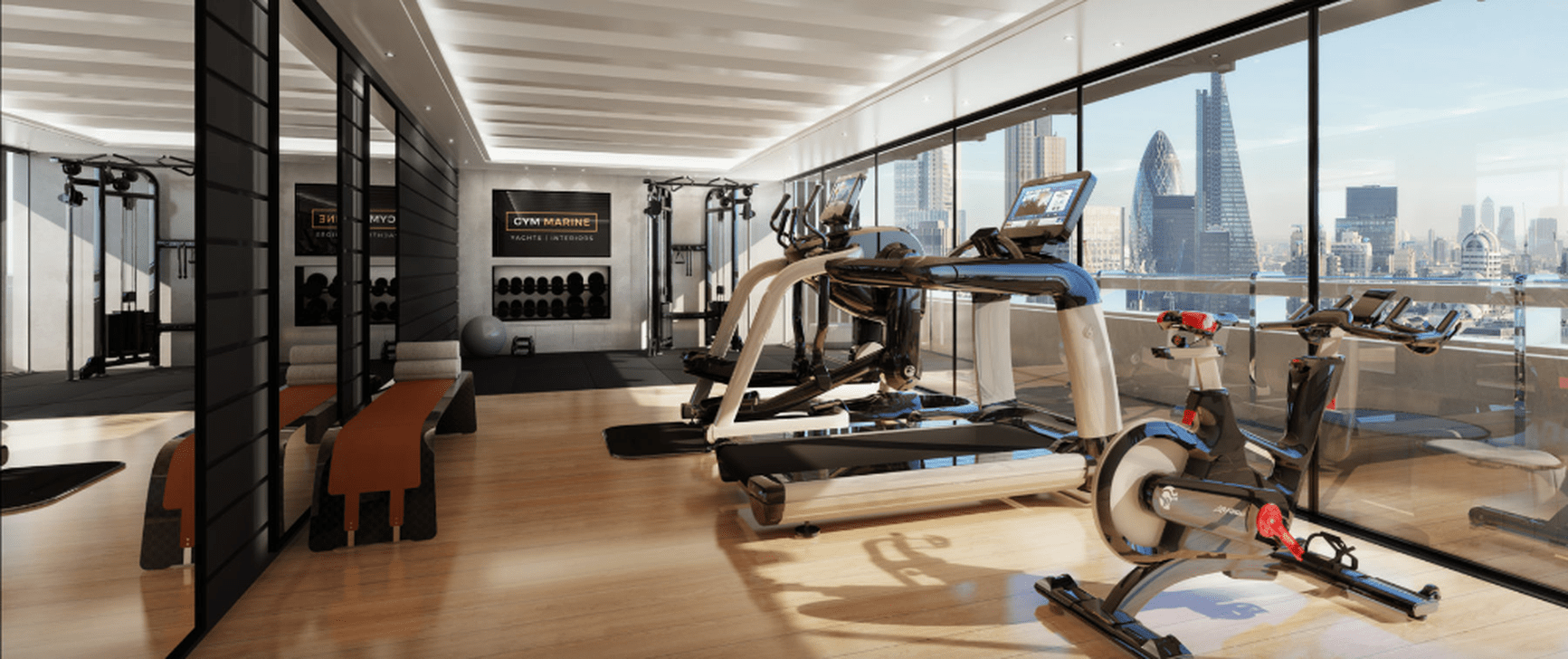 Gorgeous Home Gym Design Ideas Keep You Healthy 22