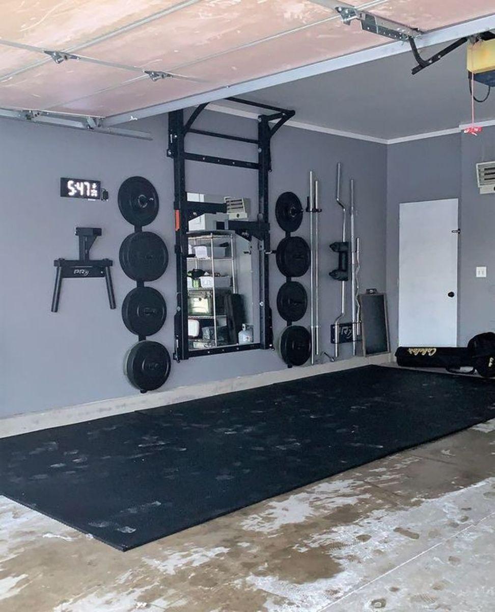 Gorgeous Home Gym Design Ideas Keep You Healthy 24