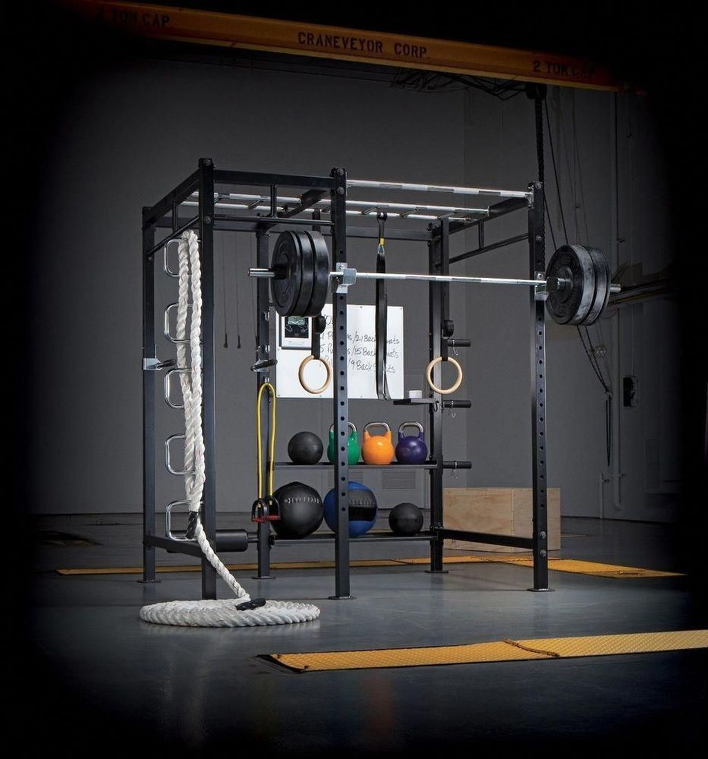 Gorgeous Home Gym Design Ideas Keep You Healthy 29