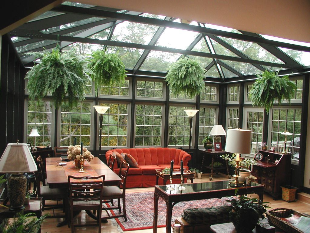 Gorgeous Modern Sunroom Design Ideas To Relax In The Summer 01