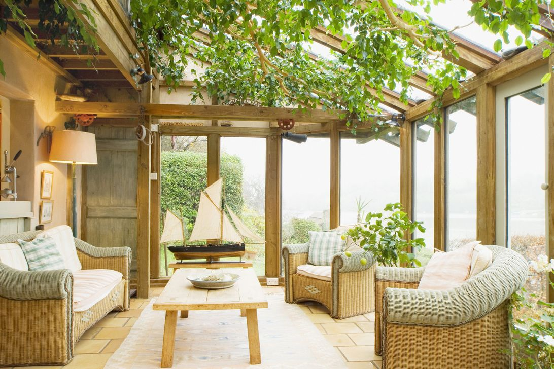 Gorgeous Modern Sunroom Design Ideas To Relax In The Summer 28